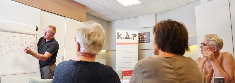 KAP Trainingen en workshops